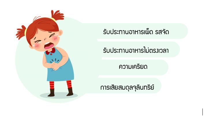 อาการปวดท้องในเด็ก เสริมด้วยโพรไบโอติก
