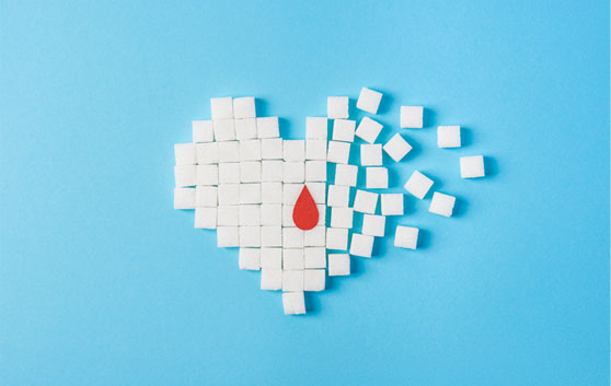 โรคเบาหวาน และโรคหัวใจ