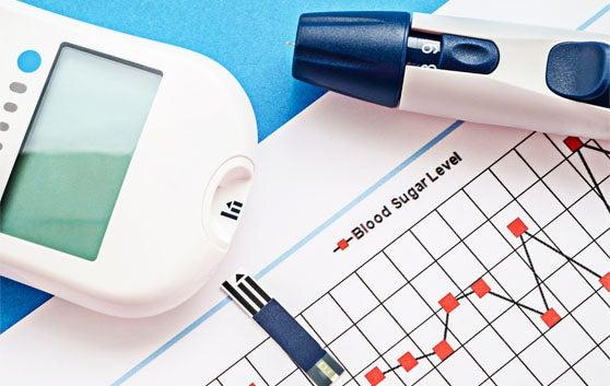 เครื่องตรวจค่าน้ำตาบในเลือด โรคเบาหวาน