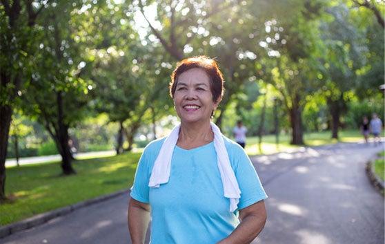 ออกกำลังกาย ลดความเสี่ยงโรคเบาหวาน